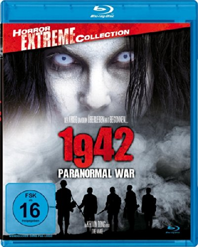 1942 - Paranormal War - Horror Extreme Collection [Blu-ray]