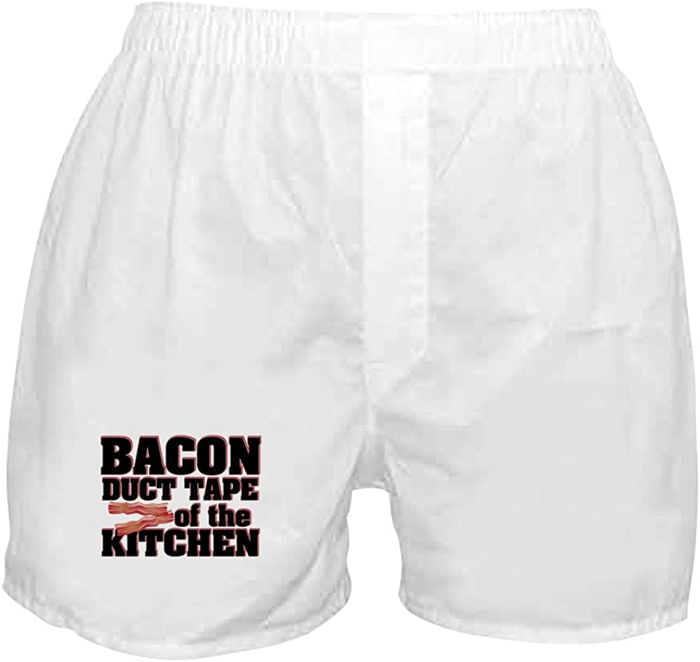 CafePress Bacon - Duct Boxer price Tape Shorts Surprise price