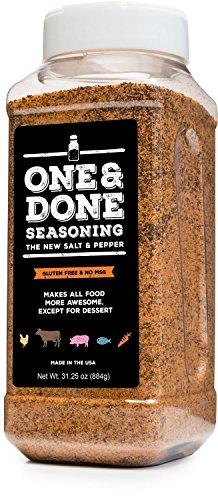 One & Done Seasoning, All-Purpose, Big Papa (31.25 oz)