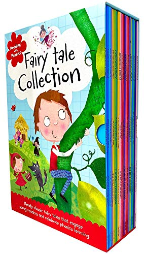 Reading with Phonics Fairy Tale Col…