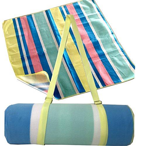 anthracite /à utiliser /à la plage en famille Homelevel Serviette de plage XXL 100 /% coton 150 cm x 200 cm Coton 120 x 200 cm
