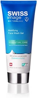 Swiss Image Essential Care Mattifying Face Wash Gel, 200 ml