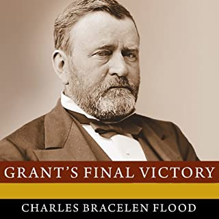 Grant's Final Victory audiobook cover art