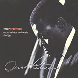 "Oscar Peterson: ""Exclusively for My Friends"" (Box Set)"