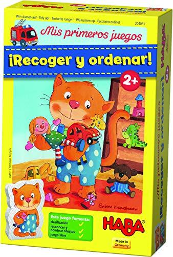 Haba-Mis Mis Primeros Juegos: ¡Recoger Y Ordenar! - Esp, Multicolor (Habermass 304051) , color/modelo surtido