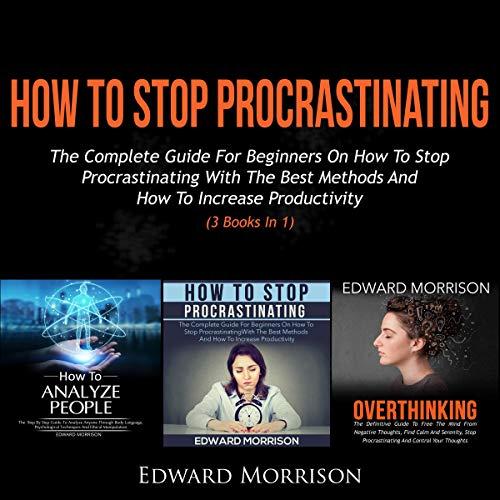 How to Stop Procrastinating Titelbild