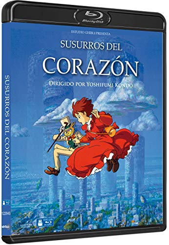 Susurros del corazón (BD) [Blu-ray]