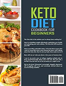 Keto Diet Cookbook For Beginners: 550 Recipes For Busy People on Keto Diet (Keto Diet for Beginners) #1