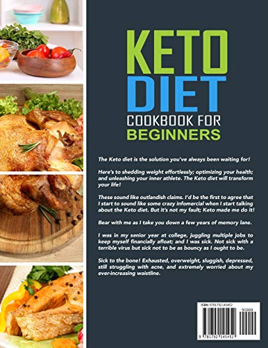 Keto Diet Cookbook For Beginners: 550 Recipes For Busy People on Keto Diet (Keto Diet for Beginners) 2