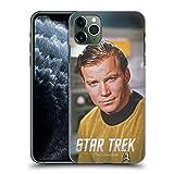 Head Case Designs sous Licence Officielle Star Trek Petit Sourire satisfait Embossed Capitaine Kirk...
