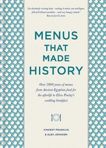 Menus That Made History cover art