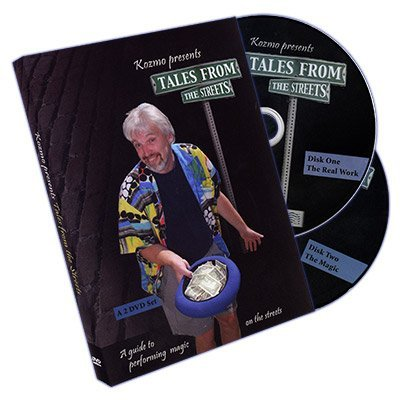 Tales From the Street (2 DVD Set) by Kozmo - DVD