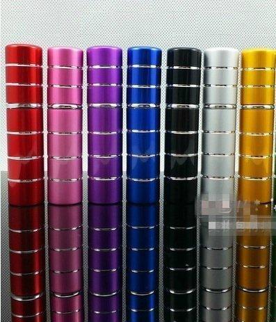 7 X 5ml Rechargeable Parfum Pulvérisateur Pulvérisateur après Rasage Voyage Spray Bouteille Multicolore (Ensemble de 7 Couleurs)