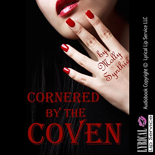Cornered by the Coven cover art