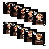 Saimaza Café Extra Fuerte Espresso 11 - 200 cápsulas de aluminio compatibles con máquinas Nespresso (R)* (10 Paquetes de 20 cápsulas)