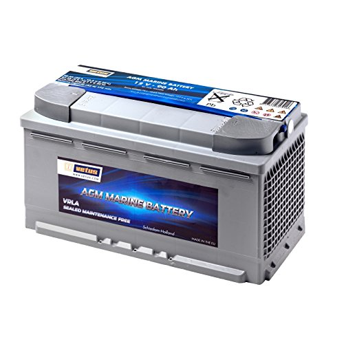 Vetus AGM Batería de 12V/90ah