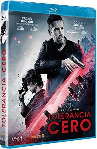 Tolerancia Cero [Blu-ray]