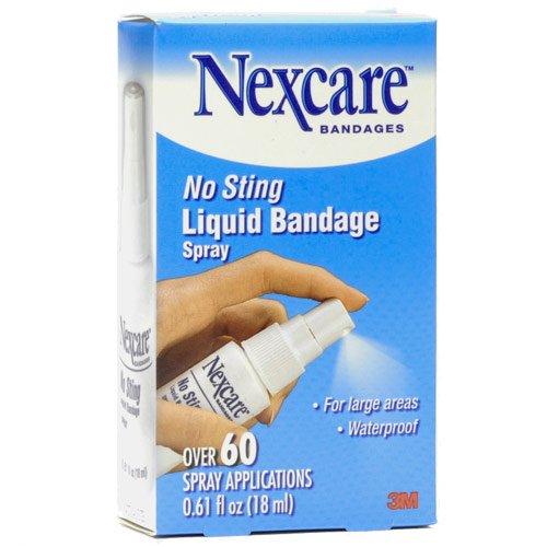 Nexcare Spray Liquid Bandage