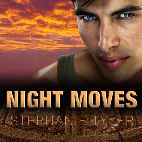 Shadow Force Series # 4, Night Moves audiobook cover art