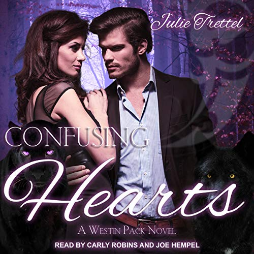 Confusing Hearts audiobook cover art