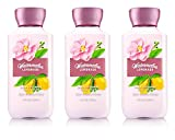 Bath & Body Works Shea & Vitamin E Lotion Watermelon Lemonade (3 Pack)