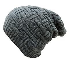 Gajraj Knitted Slouchy Beanie for Men & Women