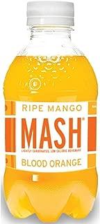 Boylan Bottling Mash Ripe Mango Blood Orange Beverage, 20 Fluid Ounce -- 15 per case.
