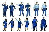 トミーテック ジオコレ 情景コレクション ザ・人間124 警察署の人々 ジオラマ用品