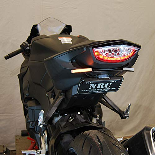 New Rage Cycles Fender Eliminator Compatible with Honda CBR 1000RR, Tucked (2017-Present)