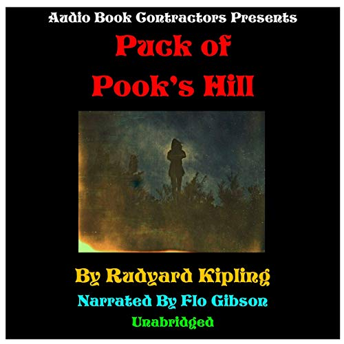 Puck of Pook's Hill cover art