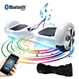 Windgoo Hoverboard 6.5' Bluetooth Balance Board Patinete Eléctrico Scooter Talla LED 250W*2