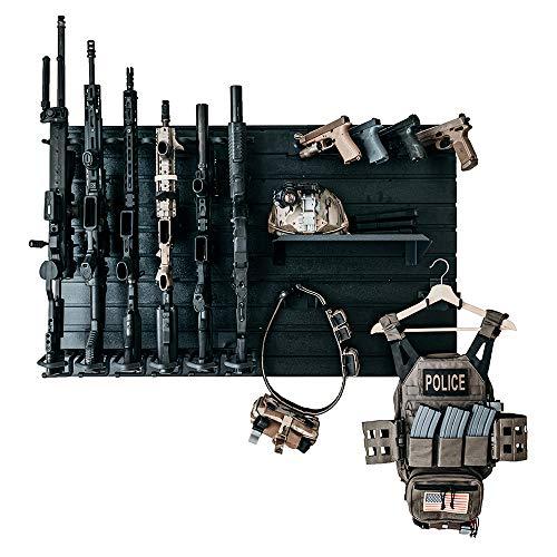 Hold Up Displays Gun Rack Wall Mount - Modular Tactical...