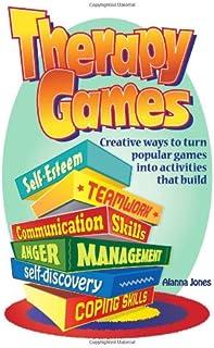 بازی های درمانی: راه های خلاقانه برای تبدیل بازی های محبوب به فعالیت هایی که باعث ایجاد عزت نفس ، کار تیمی ، مهارت های ارتباطی ، مدیریت خشم ، خود کشف و مهارت های مقابله ای می شود