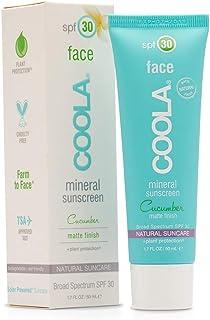 Coola - Sun Protection Mineral Face Matte Cucumber Cucumber