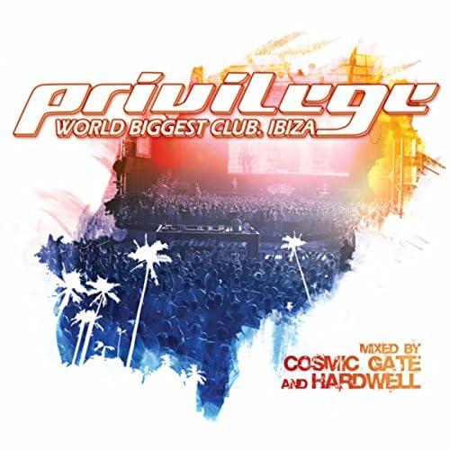 Hardwell feat. Cosmic Gate