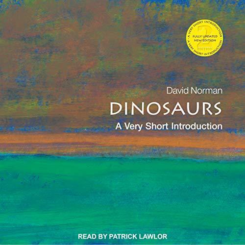 Dinosaurs audiobook cover art