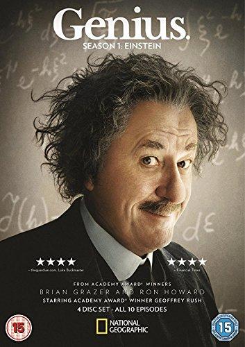 Dvd - Genius Season 1: Einstein [Edizione: Regno Unito] (1 DVD)