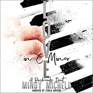 Love in C Minor audiobook cover art