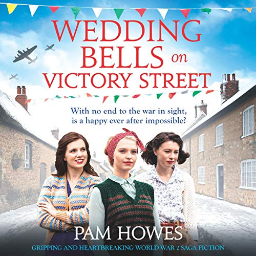 Wedding Bells on Victory Street cover art