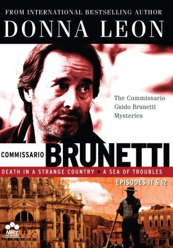 Donna Leon's Commissario Guido Brunetti - 11 & 12 [DVD] [Region 1] [NTSC] [US Import]