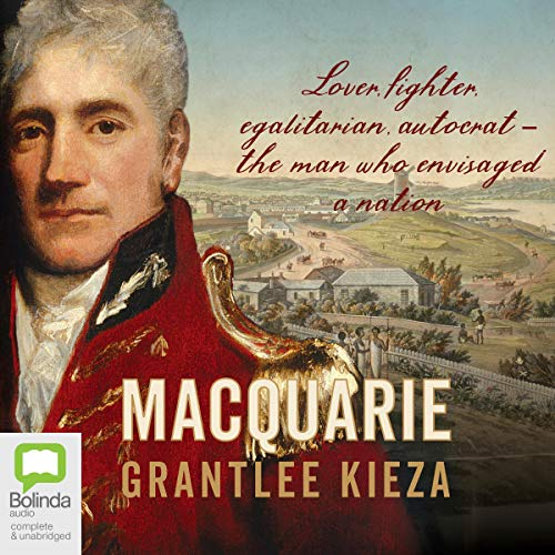 Macquarie  By  cover art