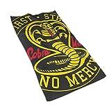 N/A Cobra Kai Dojo Toalla de microfibra perfecta para deportes y viajes. Secado rápido...