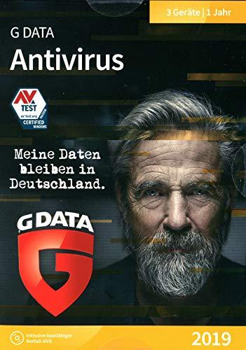 G Data AntiVirus 2019 3 PC