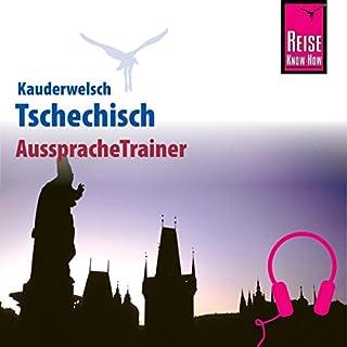 Tschechisch (Reise Know-How Kauderwelsch AusspracheTrainer) Titelbild