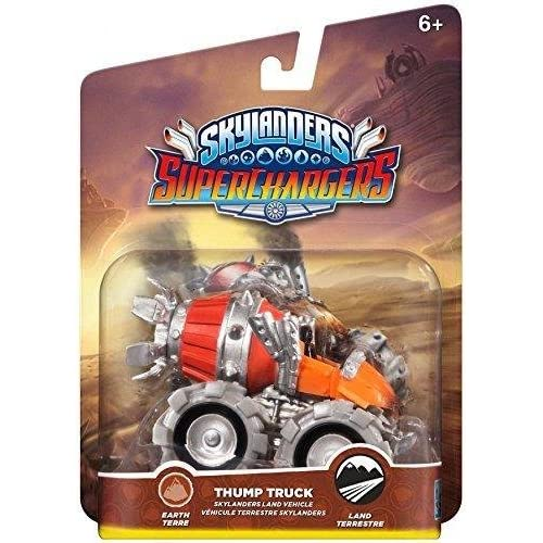 Skylanders Super Chargers Vehicle Thump Truck