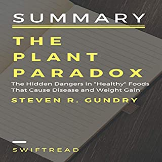 Summary and Analysis of The Plant Paradox audiobook cover art