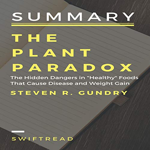 『Summary and Analysis of The Plant Paradox』のカバーアート