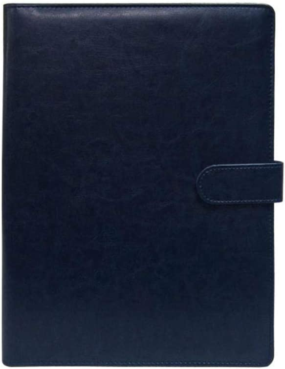 Tulsa Mall WOLDce Clipboard A4 Document File Cl Leather Folder Japan's largest assortment Organizer