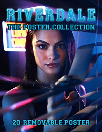 Riverdale Poster: Relaxing Adult Poster & Photo Book Books! Anxiety