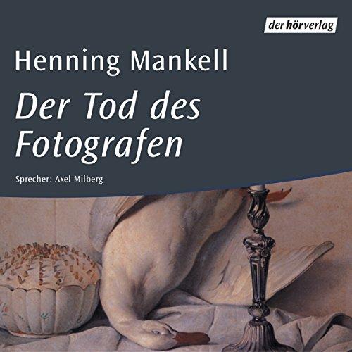 Der Tod des Fotografen Titelbild